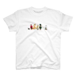 HALLOWEEN の夜に T-shirts
