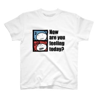 よよよ(淡色用) T-shirts