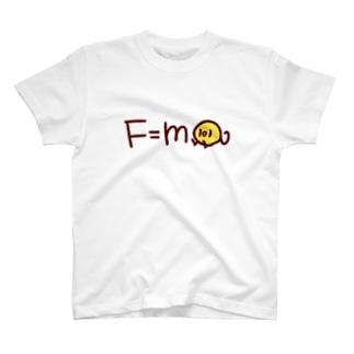 着る運動方程式 T-shirts
