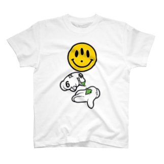 niko hand logo☺️ T-shirts