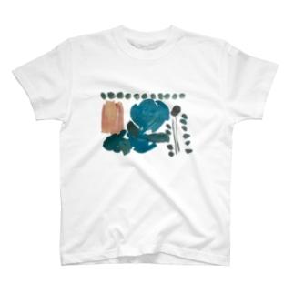flower. T-shirts