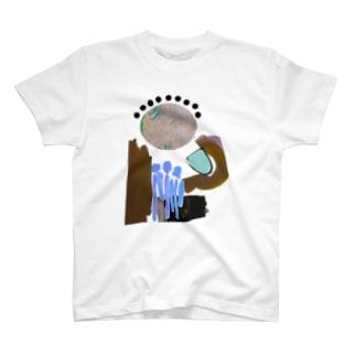 水あげ T-shirts