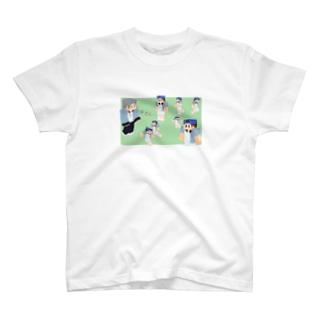 宍戸さん… T-shirts