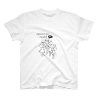 麦わら帽子とワンピース T-shirts