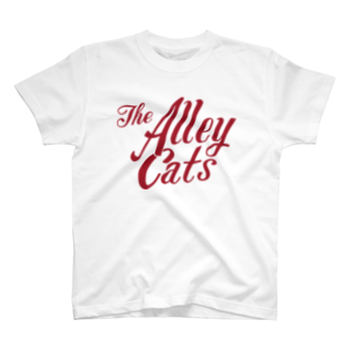 ShineのTHE ALLEY CATS Tシャツ