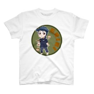 くまのこえりき T-shirts