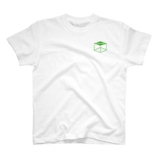 ひきこもり T-shirts
