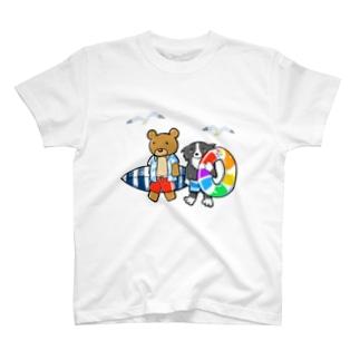 ビーチ 2018 T-shirts