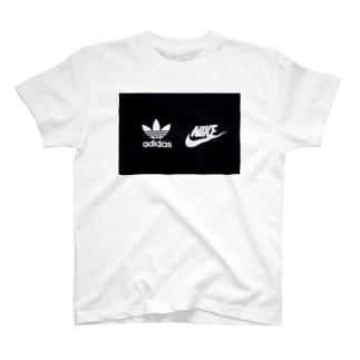 アディダスナイキ服 T-shirts