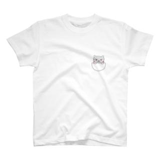おおはらつかさのおみせのマイアニマル【オオカミ】 T-shirts