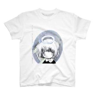 角砂糖擬人化 T-shirts