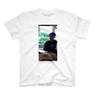かくT) T-shirts