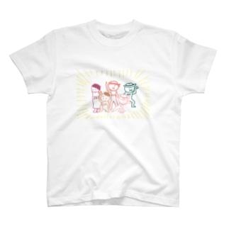 ひきこもり学習用T T-shirts