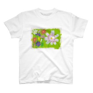 こすもす T-shirts