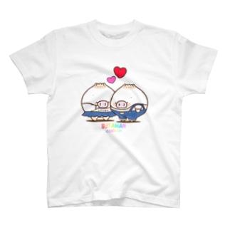 ぶたまんLOVE T-shirts