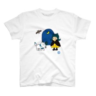 ドラキュラちゃん T-shirts
