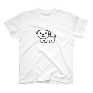 イヌ(大) T-shirts