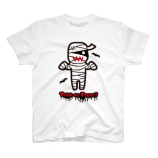 Trick or Treat? T-shirts