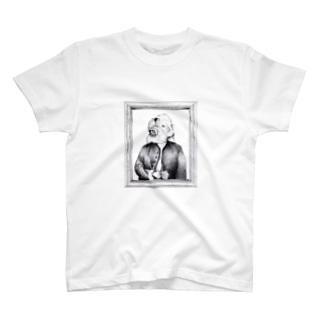 羊の音楽家 T-shirts