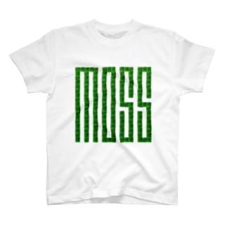 ミズクサT→ウィローモス T-shirts