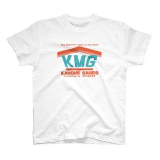 KMGTシャツ T-shirts