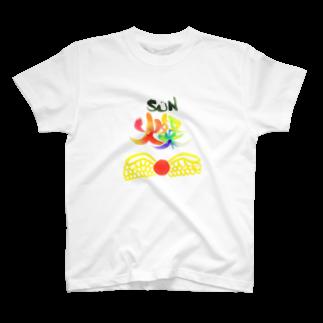 SÜNのSÜN  T-shirts