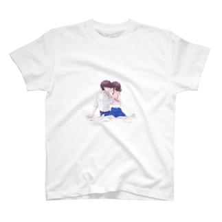 満たされるフリ T-shirts