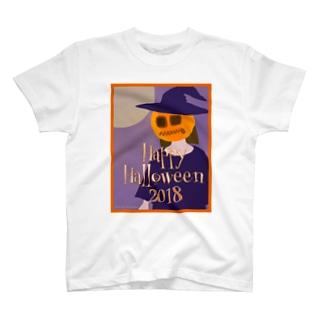 Halloween 2018 T-shirts