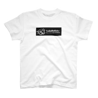 つくばっふぁロゴ T-shirts