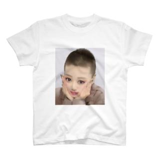丸坊主 T-shirts