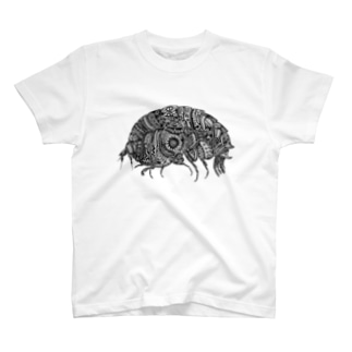 横蝦 T-shirts