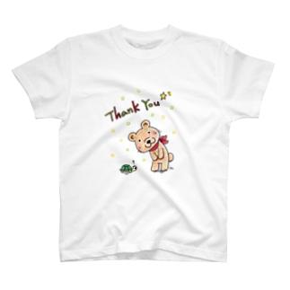 サンキュー T-shirts