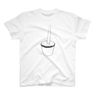 シンカンセンスゴイカタイアイス T-shirts