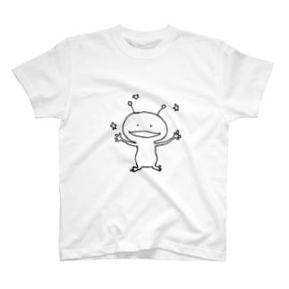 かせいじん T-shirts