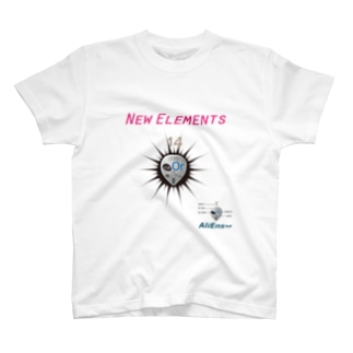 エイリアンズ・Tシャツ/科学 Tシャツ T-shirts