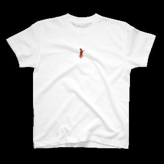 reecoのおさんぽ(さる) T-shirts