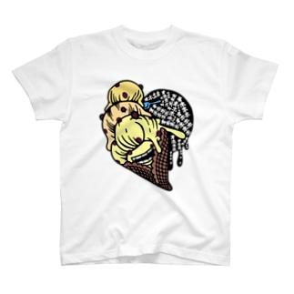 マダム ラムレーズン・スミコ T-shirts