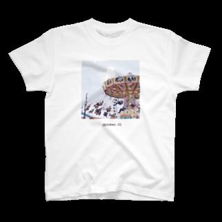 旅するTシャツ。のOktober.01 / Munich,Germany T-shirts