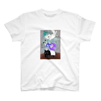 オラクルカード つみかさね T-shirts