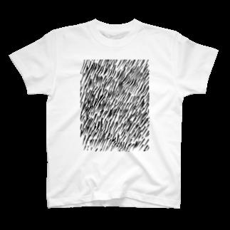 マグダラのヒカル@堕天使垢の雨 T-shirts