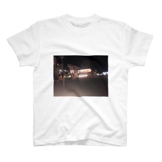 2018-09-05 上福岡駅前 T-shirts
