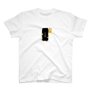 車 スマートフォンキリン可愛いスマホホルダー 動物車載ホルダー T-shirts