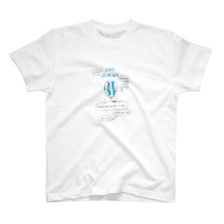「コレがぼくの覗見(のぞみ)だ...!」 T-shirts