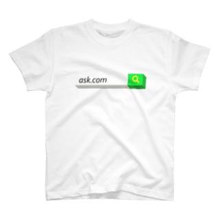 ask.com T-shirts