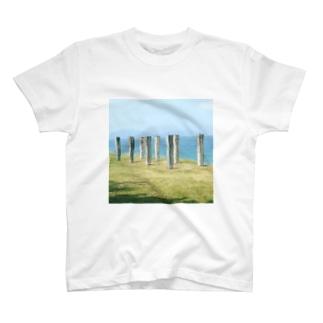 フォトジェニックスポット T-shirts