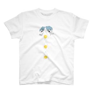 TETEMARUぱっかーん T-shirts