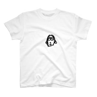 ねむいよ T-shirts