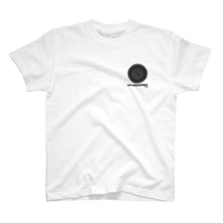 GOLDEN NUMBER T-shirts