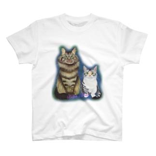 ラルフとフラン T-shirts