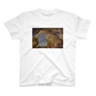 マニフィカトの聖母 T-shirts